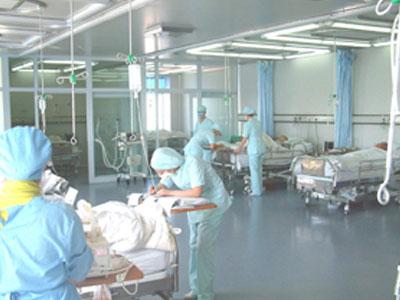 重症监护室装修(ICU)