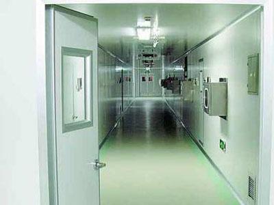 静脉药物配置中心负压隔离病房装修