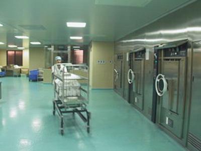 手术室装修中钢化玻璃墙面的使用