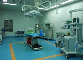 层流手术室的日常维护