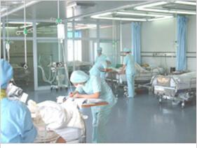 参数值是设计和装修层流手术室的中心
