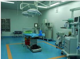 装修材料是整个手术室施工的心脏