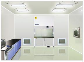 层流手术室装修案例展示