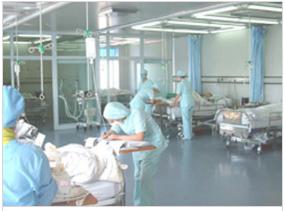 山西太原儿童医院手术室装修