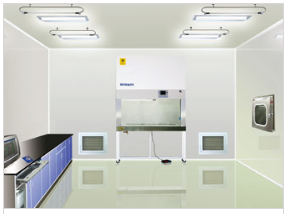 静脉药物配置中心装修对洁净板的要求?