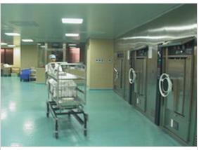 静脉药物配置中心装修布局的设计要求?
