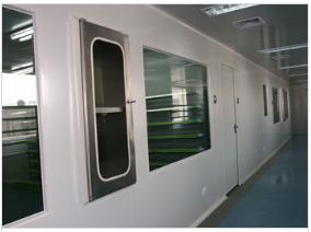 如何保证洁净室的内部稳定环境?