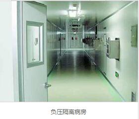 层流净化手术室装修的设计布局 !